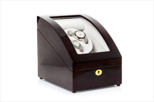 機械式時計の初心者必見!ワインディングマシーンについて解説します